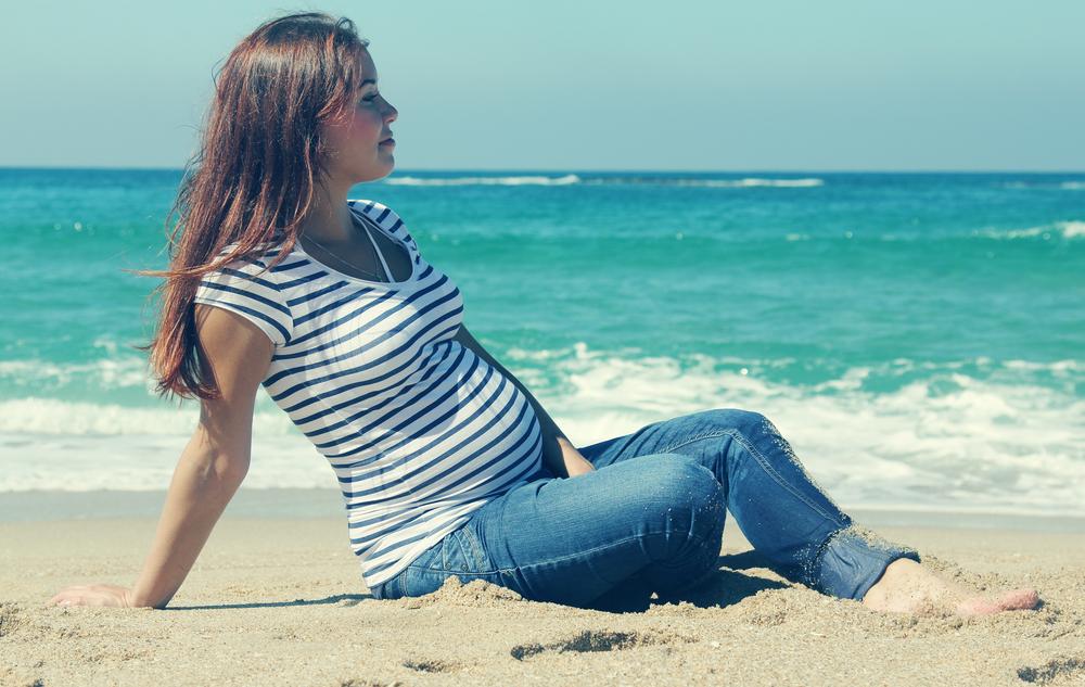 Hamilelikte Denize Girme
