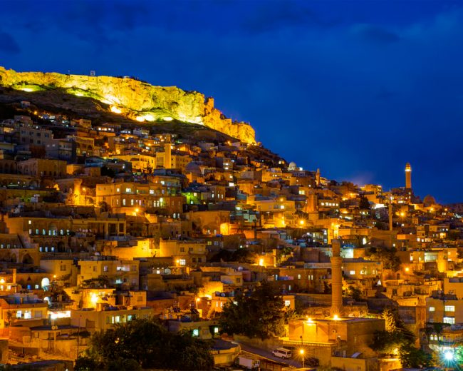 Mardin'de Gece