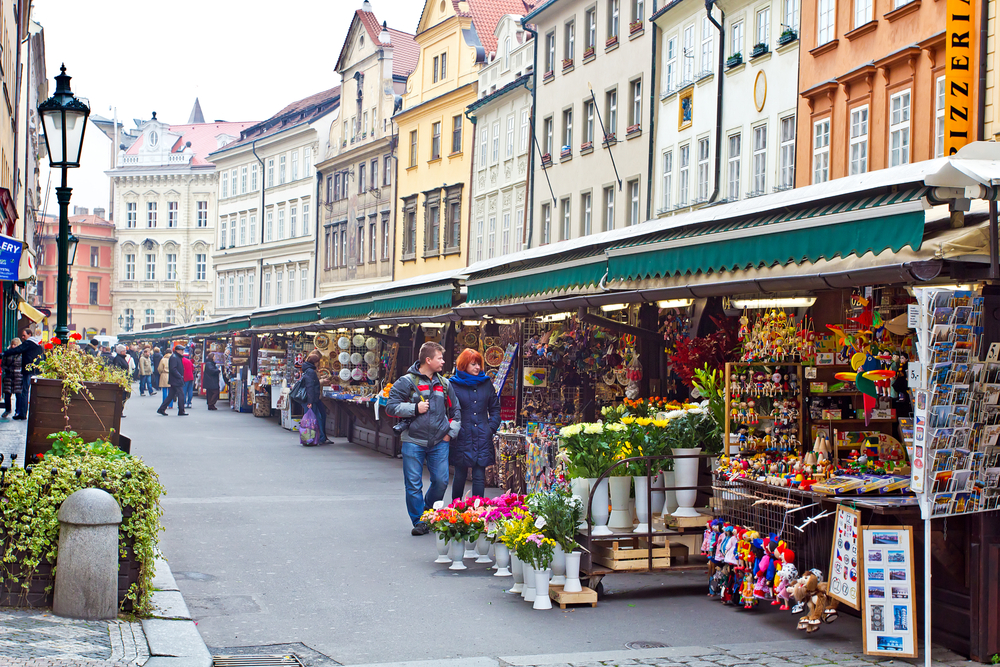 Prag, Çek Cumhuriyeti