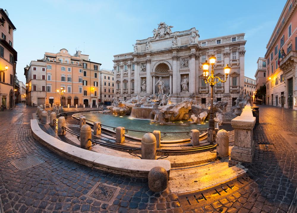 Roma, Aşk Çeşmesi