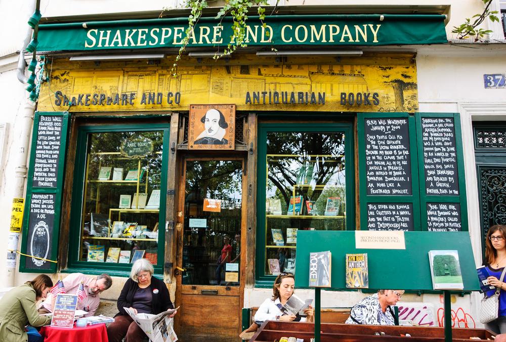 Paris Kitapçıları