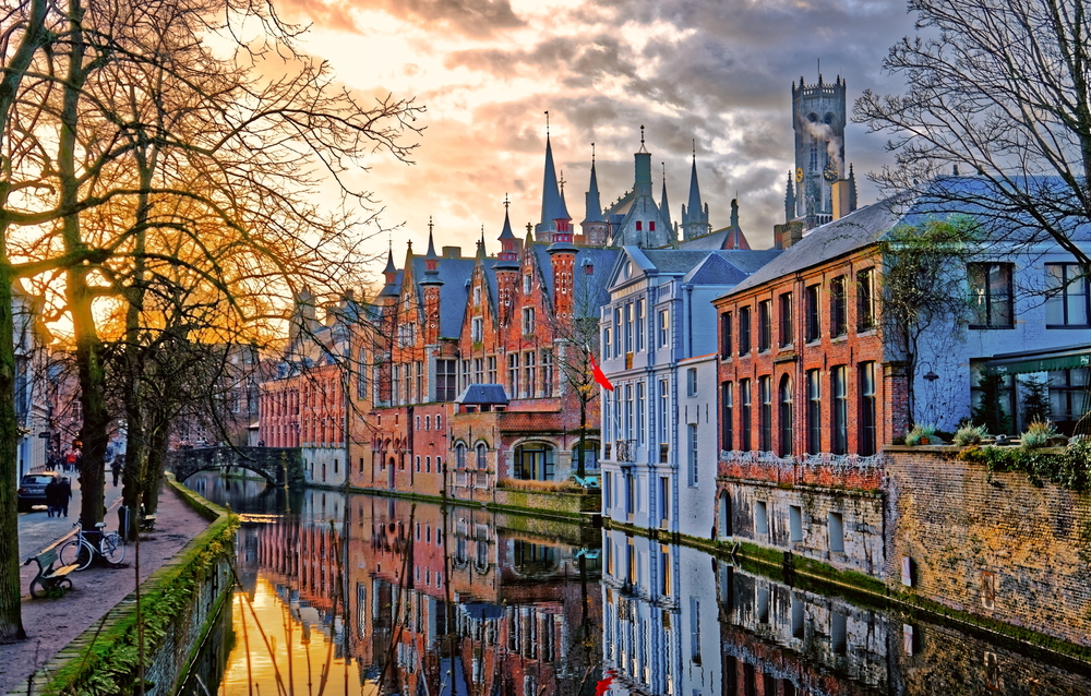 Belçika, Brugge