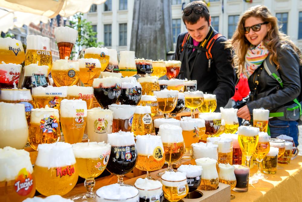 Belçika, Ghent