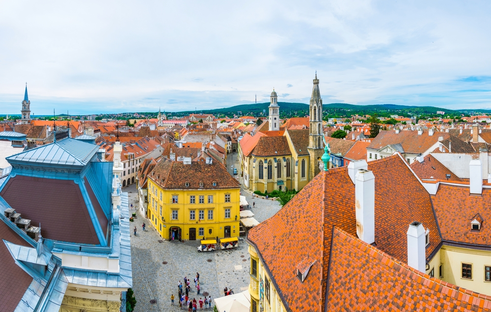 Sopron, Macaristan
