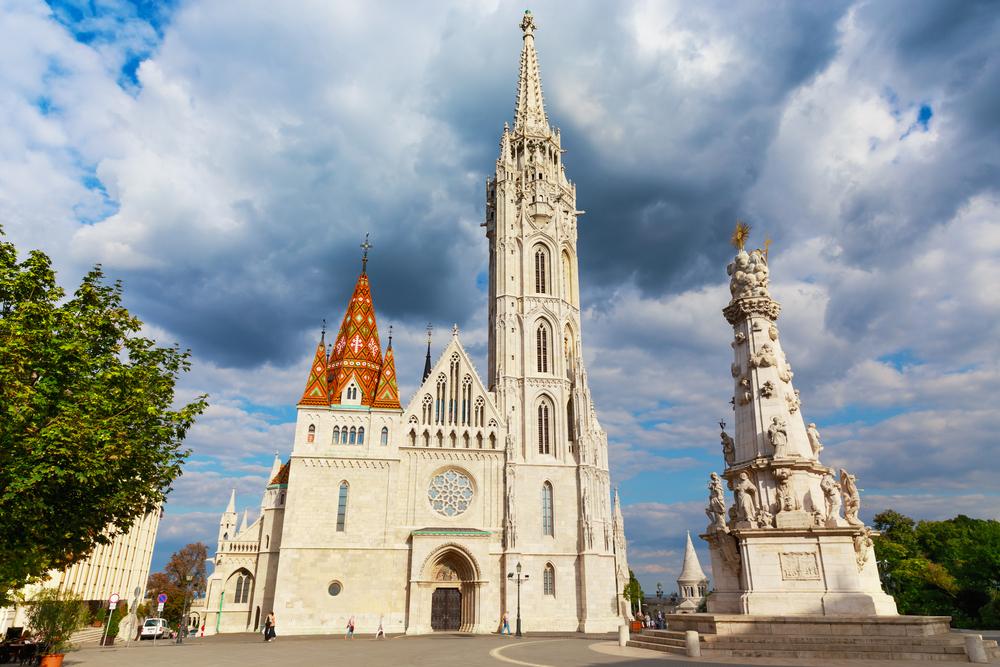 Budapeşte Katedral