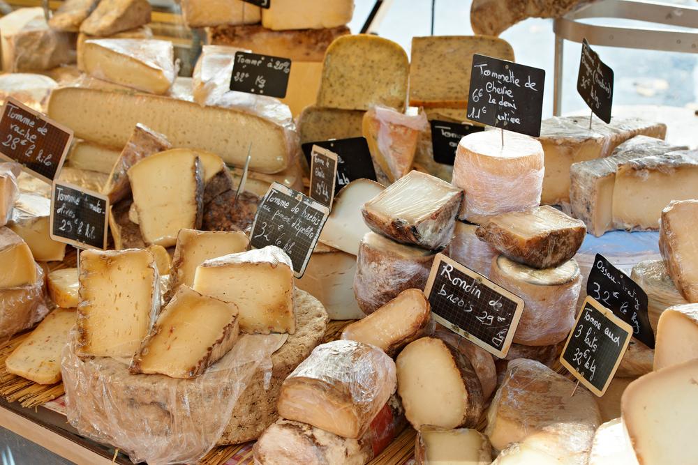Fransız peynirleri