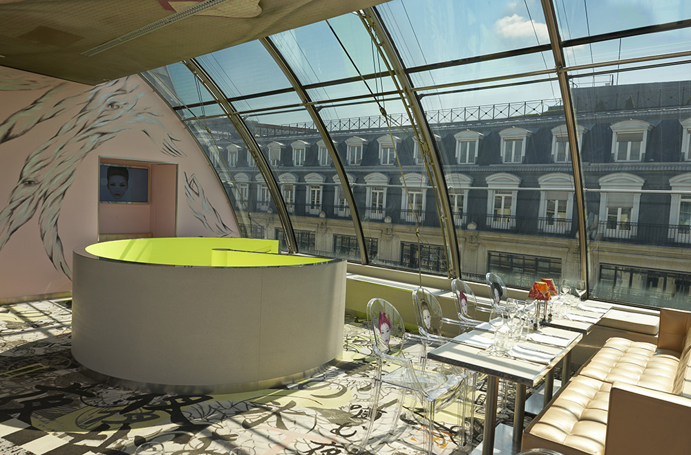 Restaurant Paris Le Kong