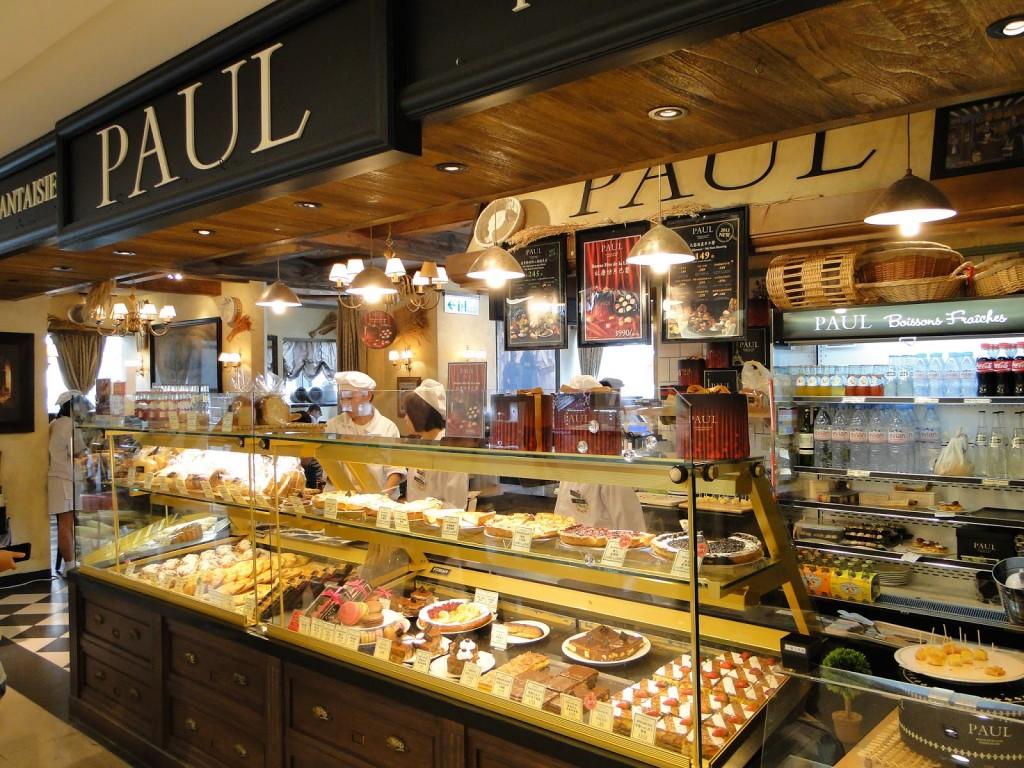 Paris yemek