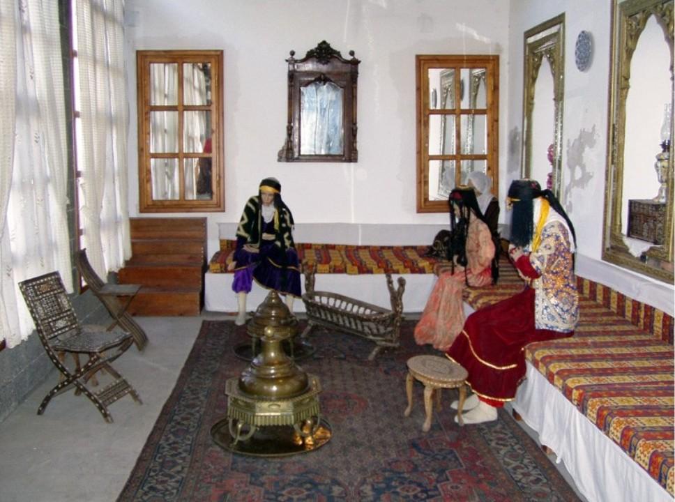 Diyarbakır Cahit Sırkı Tarancı Müze Evi -8