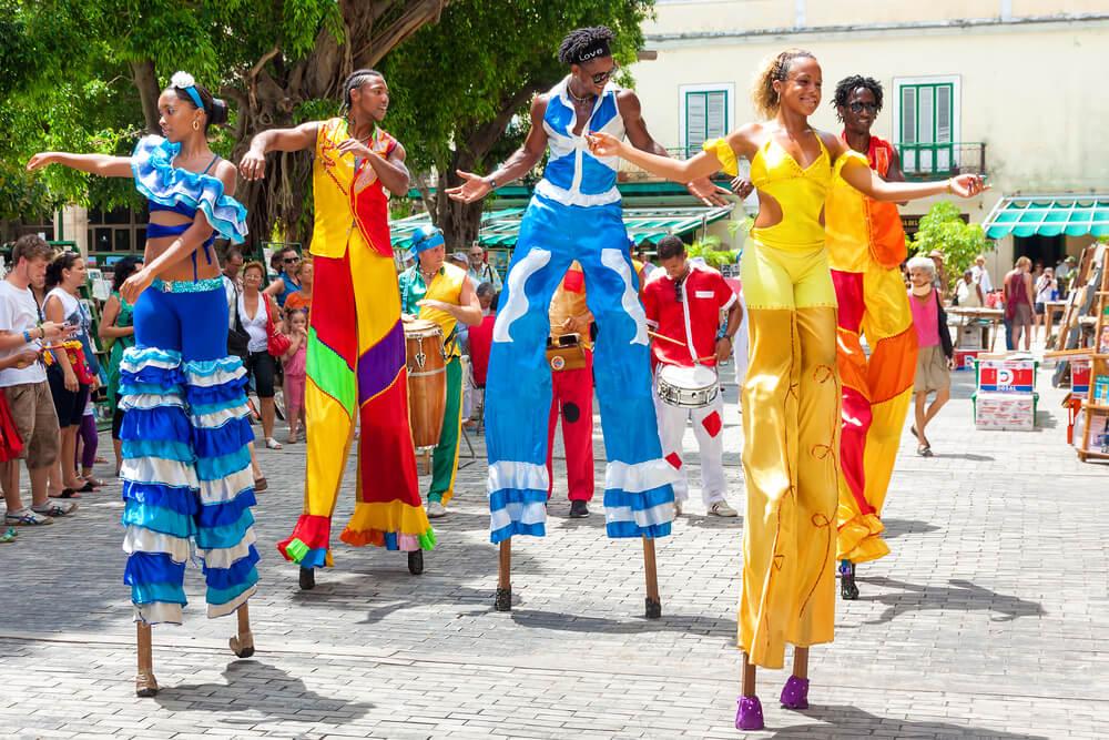 Küba'da Dans