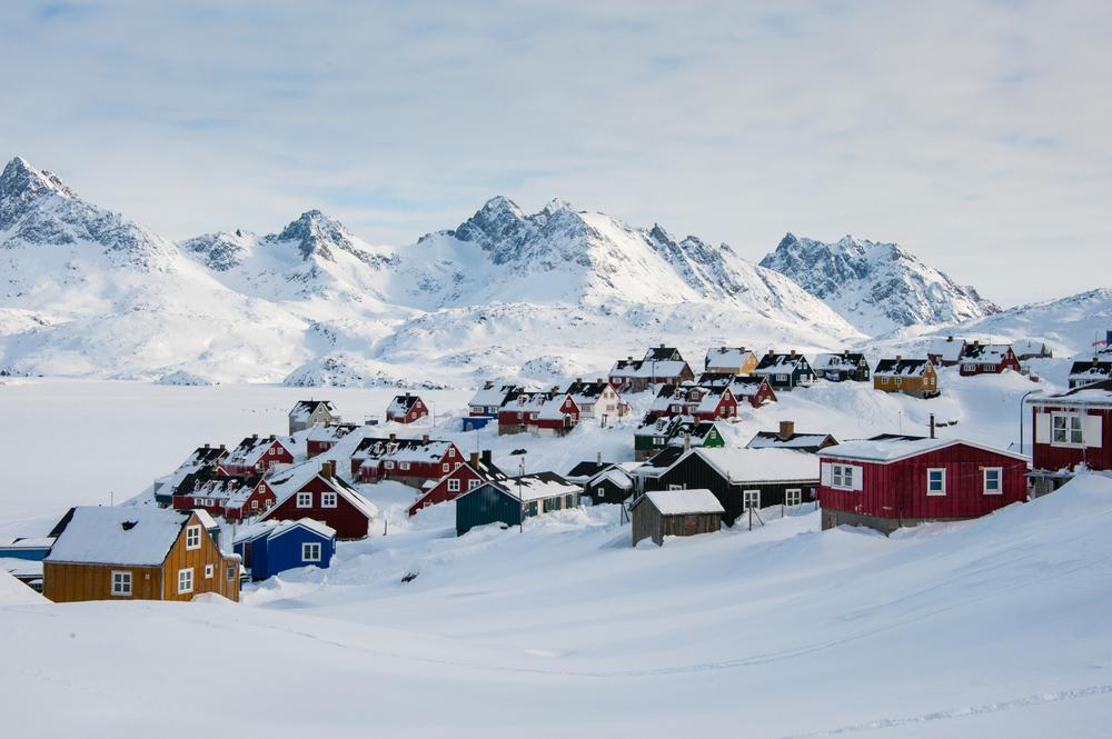 Dünyanın En Büyük 3 Adası Grönland