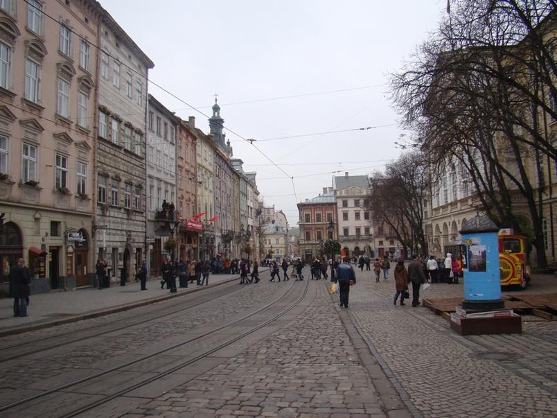Lviv'den Bir Enstantene