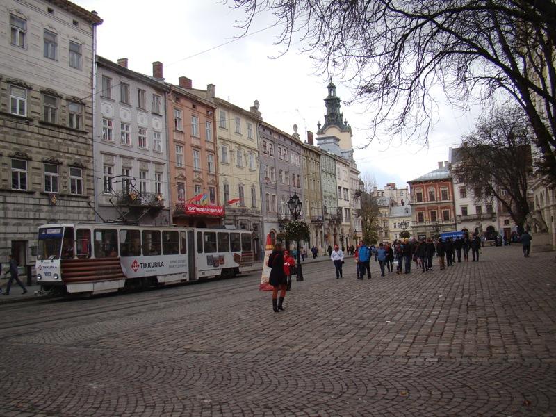 Lviv Sokakları...