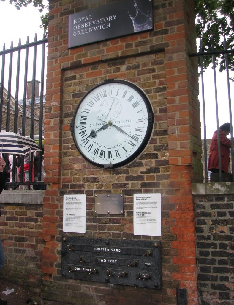 Greenwich Kraliyet Rasathanesi'