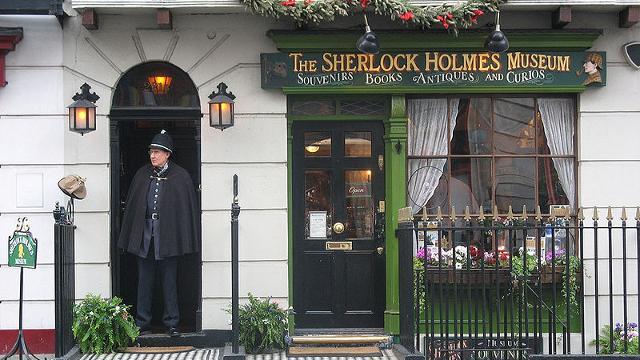 Sherlock Holmes Müzesi