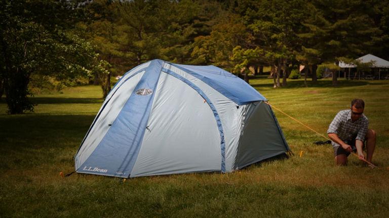 Kamp Çadırını Düzenli Bir Şekilde Kurmaya Özen Gösterin !