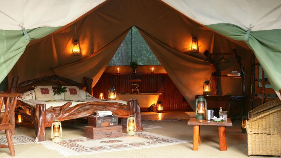 Çadır Otel
