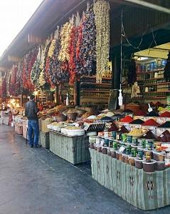 Elmacı pazarı