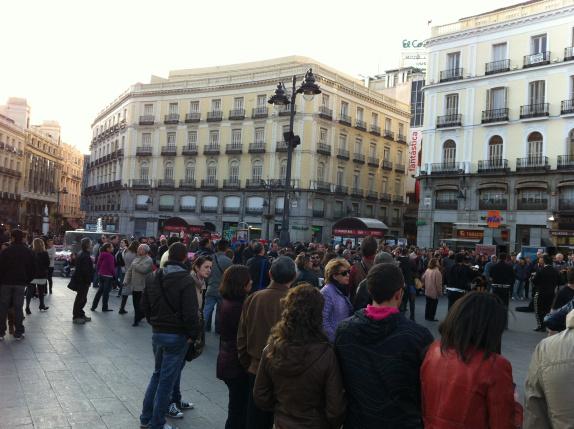 Madrid gezilecek yerler