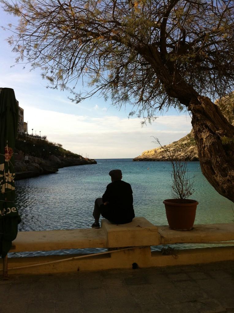 Gozo Adası Malta