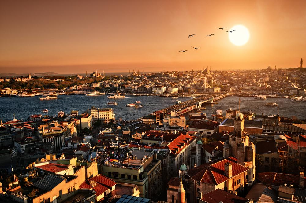 İstanbul gezi rehberi