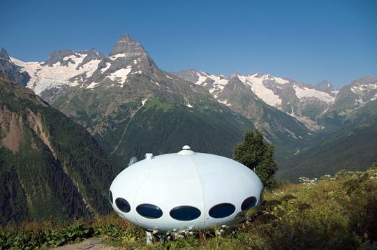 Ufo Otel