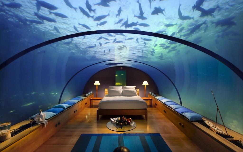 Su Altı Oteli