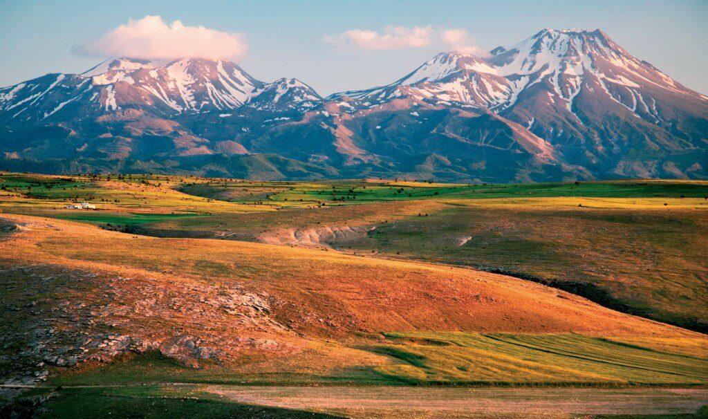 Hasan Dağı Genel Görüntü