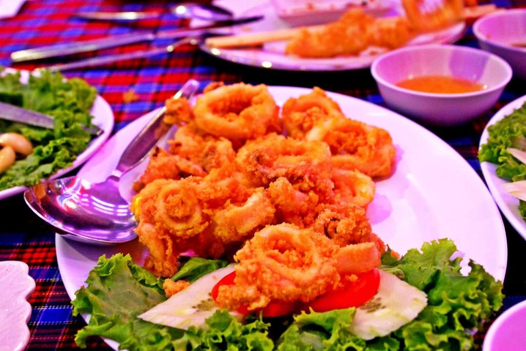 sea food bangkok