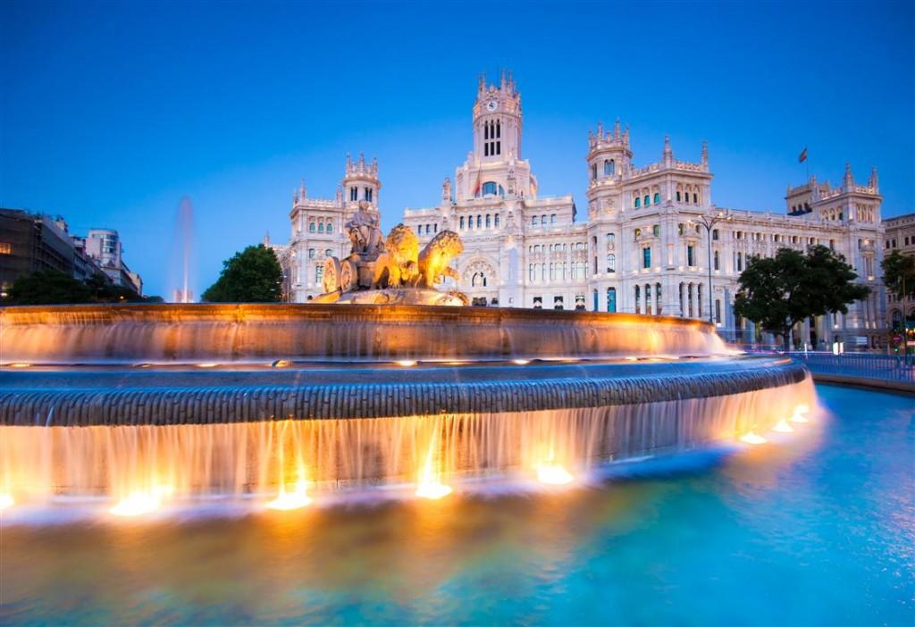 Madridgezilecek yerler