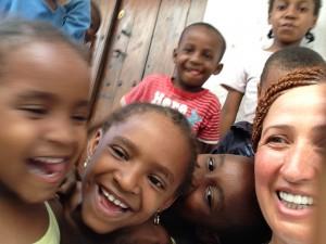 Zanzibar Çocukları