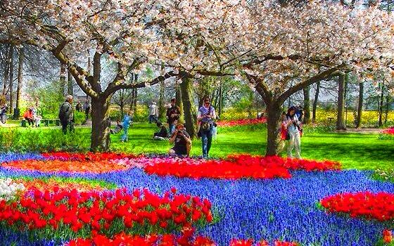 İlkbaharda gidilecek yerler