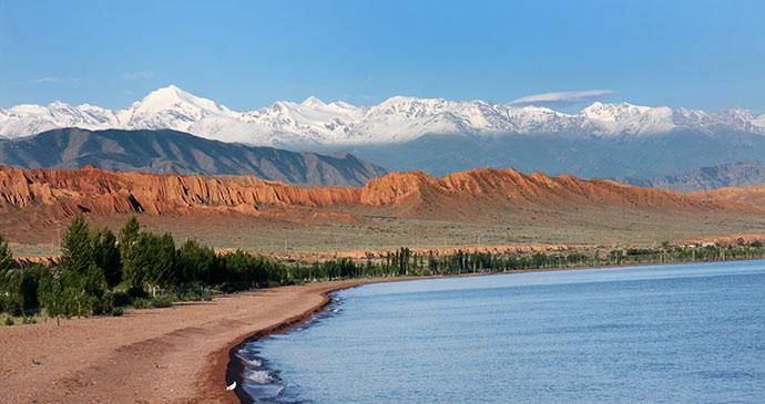 Balykchy, Kırgızistan