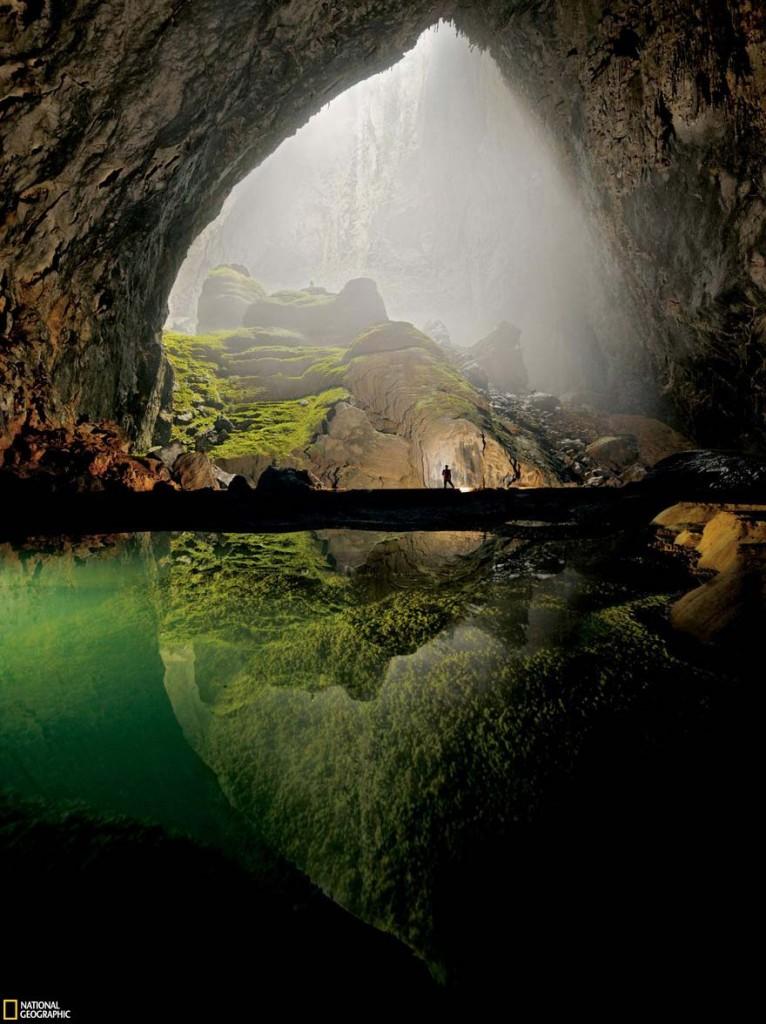 Son Doong Mağarası , Vietnam