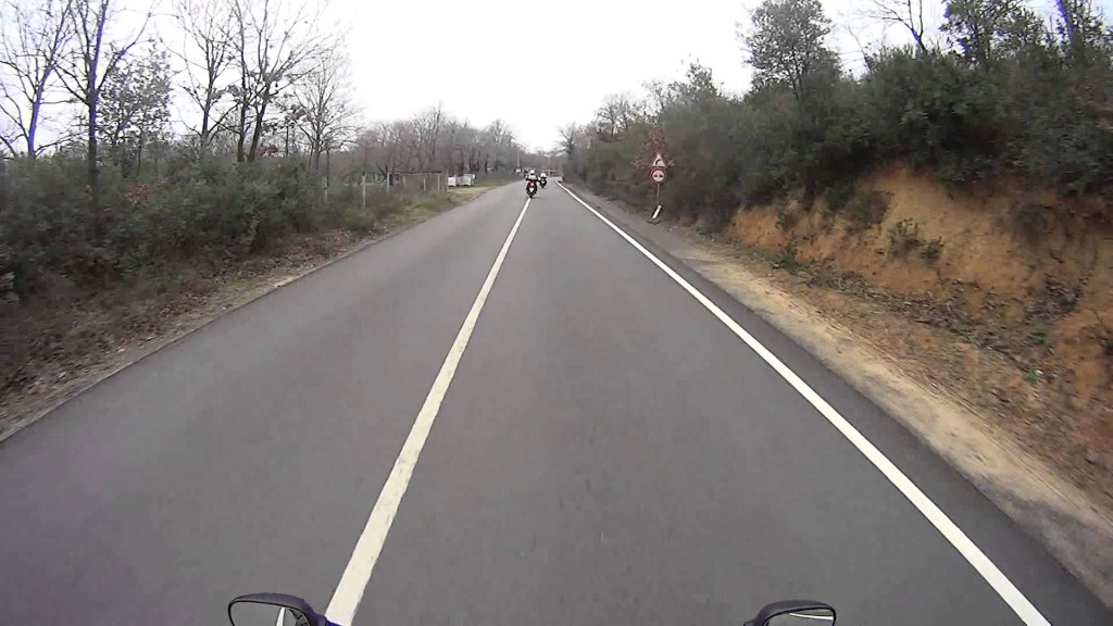 Motosiklet Rotaları