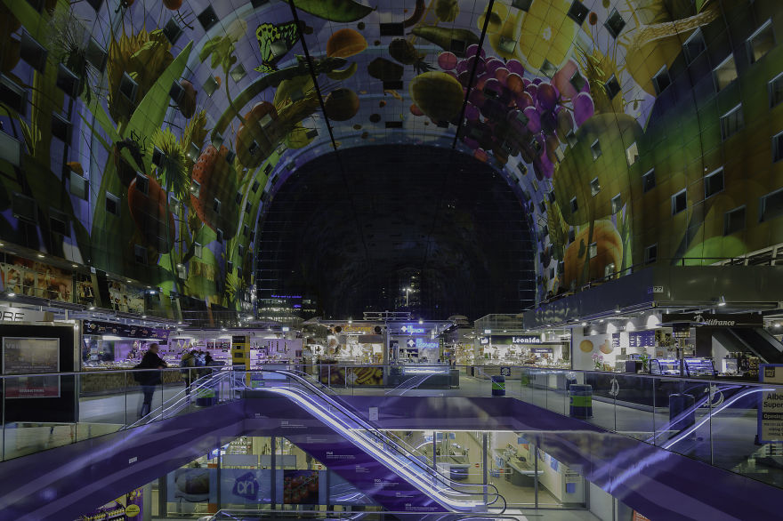 Rotterdam Gıda Marketi