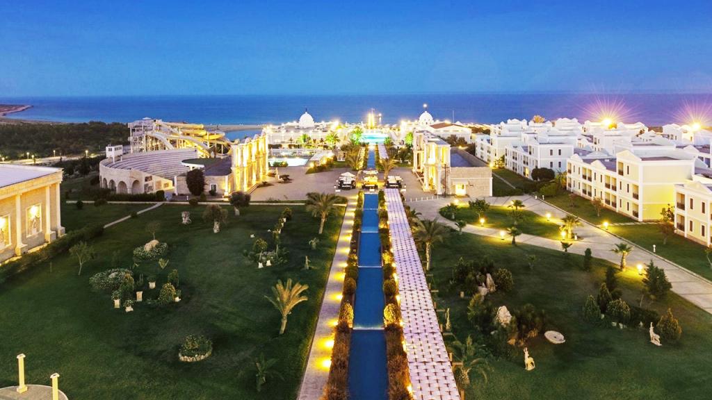 Kaya Artemis Resort Genel Görünüm