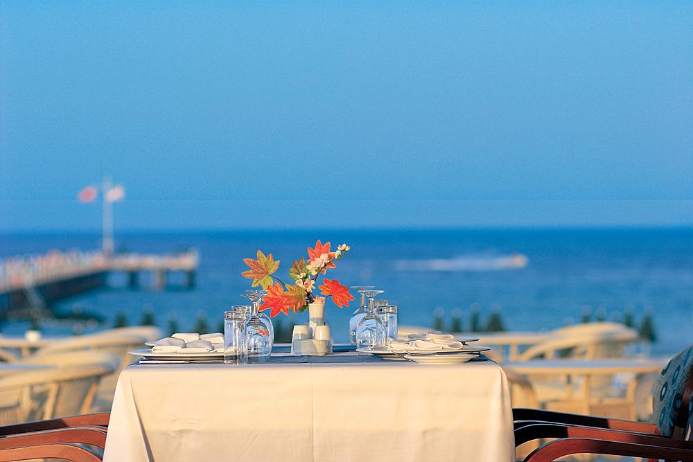 Kaya Artemis Resort Akşam Yemeği