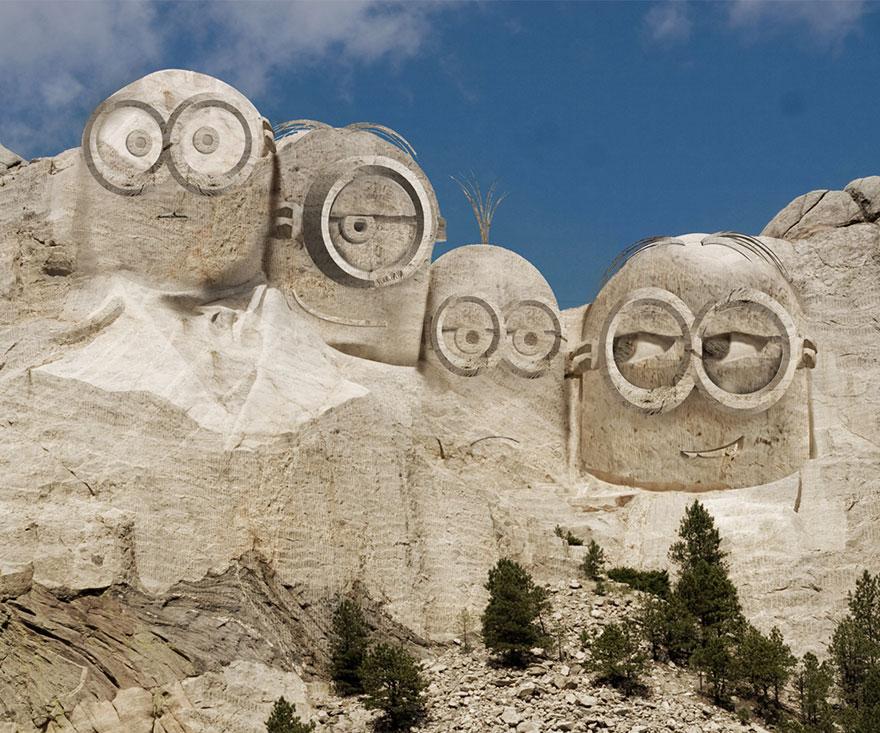 Rushmore Dağı Milli Anıtı
