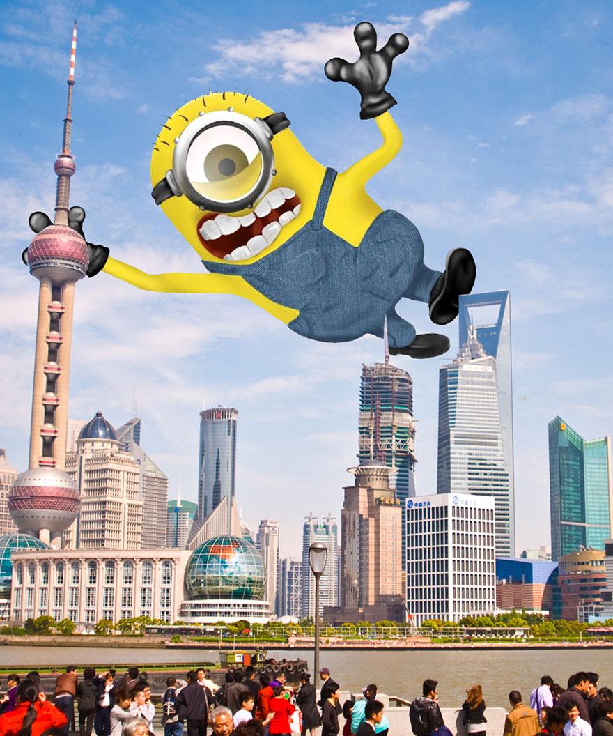 Pudong , Şangay