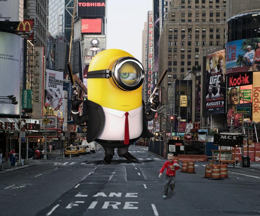 Times Meydanı , New York