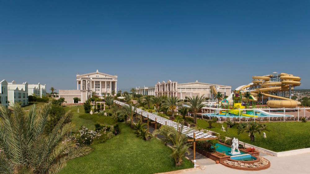 Kaya Artemis Resort Aquapark