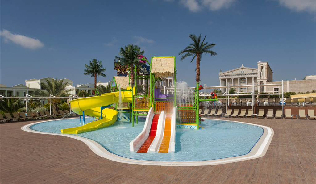 Kaya Artemis Resort Çocuk Aquaparkı