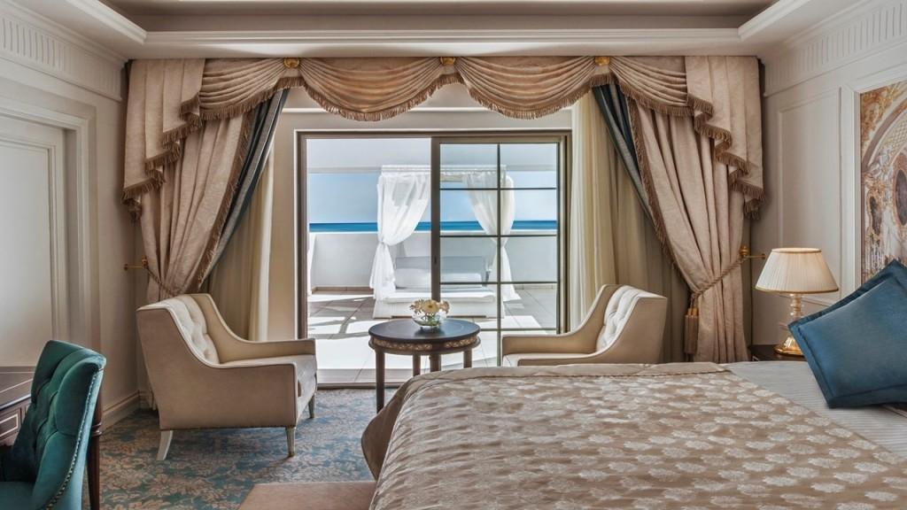 Kaya Artemis Resort Odaları