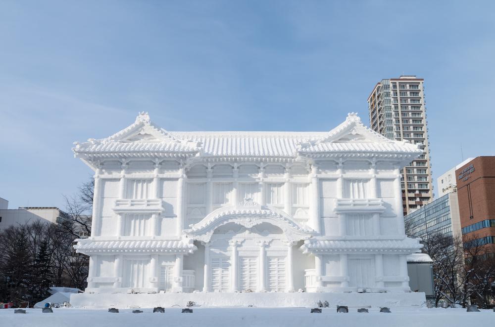 Japonya Sapporo