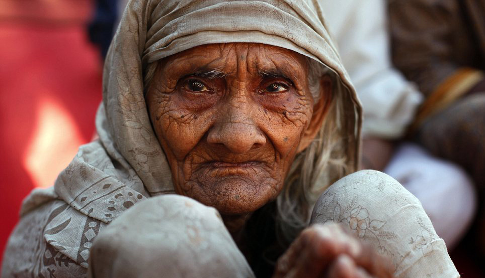 Hintli Dul Kadın