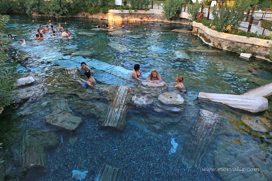 Hierapolis Antik Havuzu