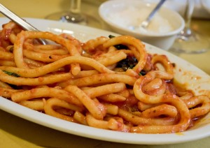 Toskana Makarnası Pici