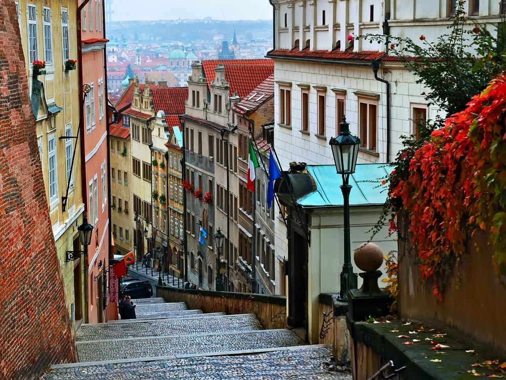 Prag Sokakları