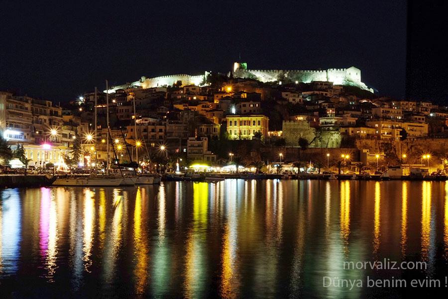 Kavala Kalesi, Yunanistan